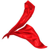 Abstract silk in the wind Royalty Free Stock Photography