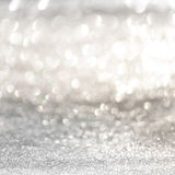 Abstract silver background Stock Image