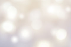 Abstract silver festive  background with defocused natural Stock Images