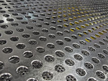 Abstract silver industrial surface, technology, Royalty Free Stock Image