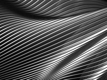 Abstract silver metal background. 3d illustration Stock Photo
