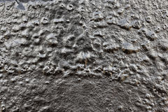 Abstract silver textured background Stock Photography