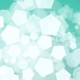 Abstract silver winter background Stock Image
