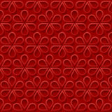 Abstract simple floral background Royalty Free Stock Photos