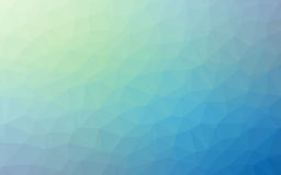 Abstract Simple geometric nature tone origami Violet Blue background Royalty Free Stock Images