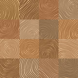 Abstract simple geometric wooden like vector pattern -  backgrou Royalty Free Stock Photos