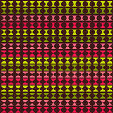 Abstract simple pattern with rhombus Stock Image
