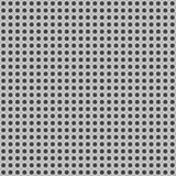 Abstract simple seamless background with grey dots Stock Images