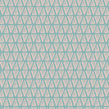 Abstract sketchy geometric background. Vintage seamless pattern Stock Image