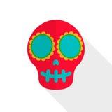 Abstract Skull Royalty Free Stock Image