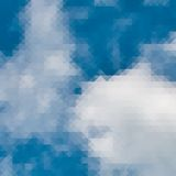 Abstract sky background for design. + EPS10. Vector file Stock Photos