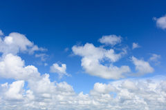 Abstract sky cloud Stock Image