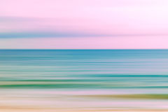Abstract sky and  ocean nature background Royalty Free Stock Photo