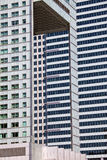Abstract Skyscrapers Architecture Stock Image