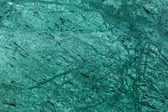 Abstract smaragdgroen marmer Stock Foto's