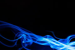 Abstract smoke Stock Image