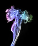 Abstract of smoke Stock Image