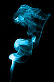 Abstract smoke Royalty Free Stock Photo