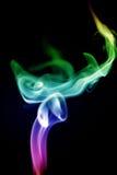 Abstract smoke art Stock Image