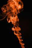 abstract smoke art Stock Photo