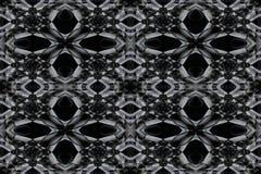 Abstract Smoke Art Pattern stock illustration