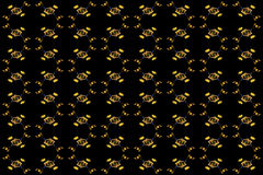 Abstract Smoke Art Pattern Royalty Free Stock Photo