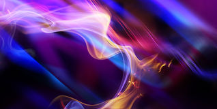 Abstract Smoke Background Royalty Free Stock Image