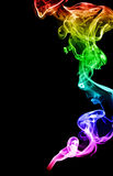 Abstract smoke background Stock Photography