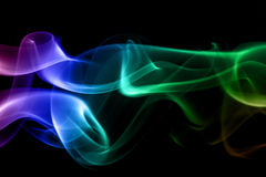 Abstract Smoke Stock Photo