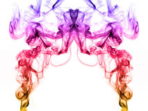 abstract smoke legs Stock Photo