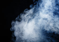 Abstract smoke moves Royalty Free Stock Photography