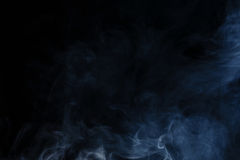 Abstract smoke moves Stock Image