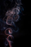 Abstract smoke pattern Royalty Free Stock Photography
