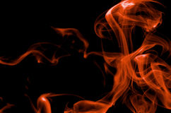 Abstract Smoke Stock Photography
