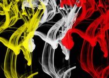 Abstract smoke shot Stock Photography