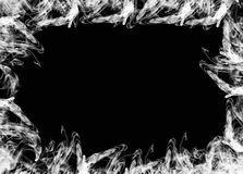 Abstract smoke shot Stock Photo