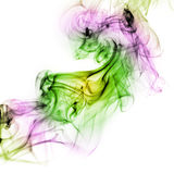 Abstract smoke Royalty Free Stock Image