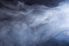 Abstract Smoky Background Royalty Free Stock Image