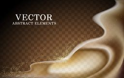 Abstract smoky effects Stock Photo
