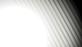 Abstract smooth grey striped background Stock Photo