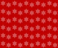 Abstract sneeuwvlokkenpatroon royalty-vrije illustratie