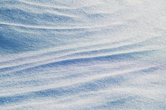 Abstract snow background Stock Photography