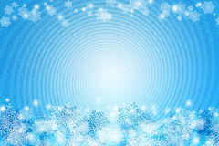 Abstract snow freeze blue and white color background texture for Stock Photo