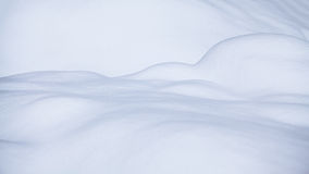 Abstract snow shapes Royalty Free Stock Photography