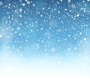Abstract snow theme background 7 Stock Images