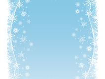 Free Abstract Snowflake Background Stock Image - 6308331