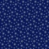 Abstract snowflake pattern Stock Photo