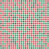 Abstract snowflake seamless texture xmas Stock Photo