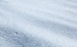Abstract snowy background Stock Photo