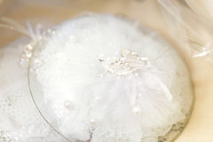 Abstract soft blur background wedding decoration Stock Photo